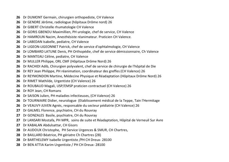 Liste des 1044 5