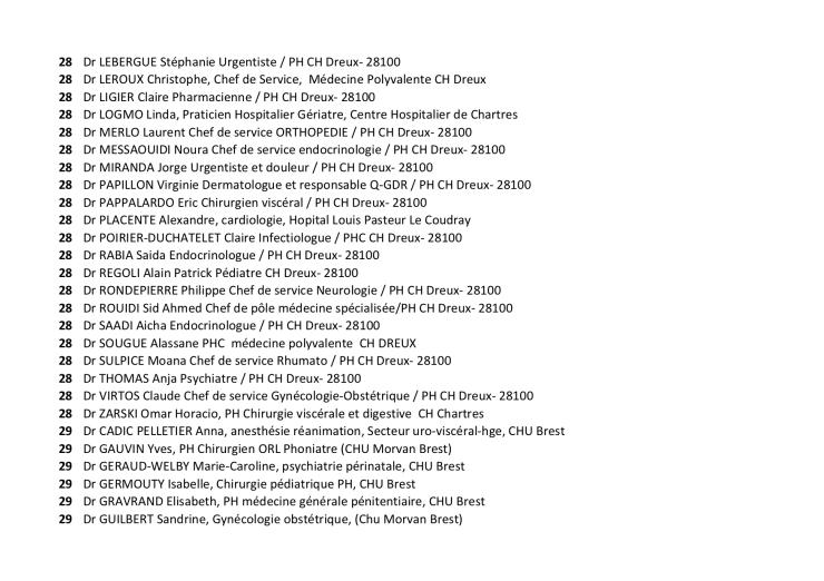 Liste des 1044 7