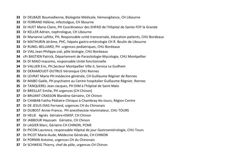 Liste des 1044 9